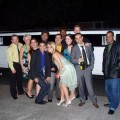 BYOW Limo Night!! Love these people!