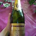 New Year's Day Champagne w/ my Family!