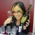 Tasting Dom Perignon for the first time at a wine tasting by Jamie Goode!