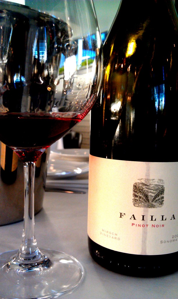 2009 Failla Pinot Noir 'Hirsch-Vineyards' (Sonoma Coast)