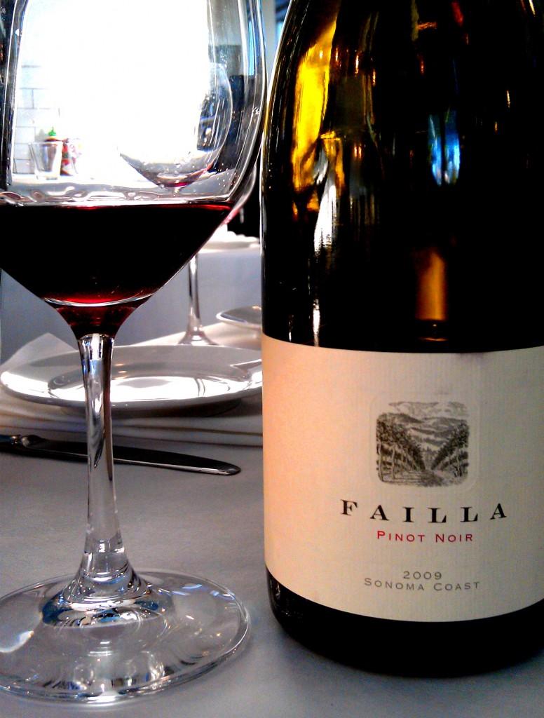 2009 Failla Pinot Noir (Sonoma Coast)