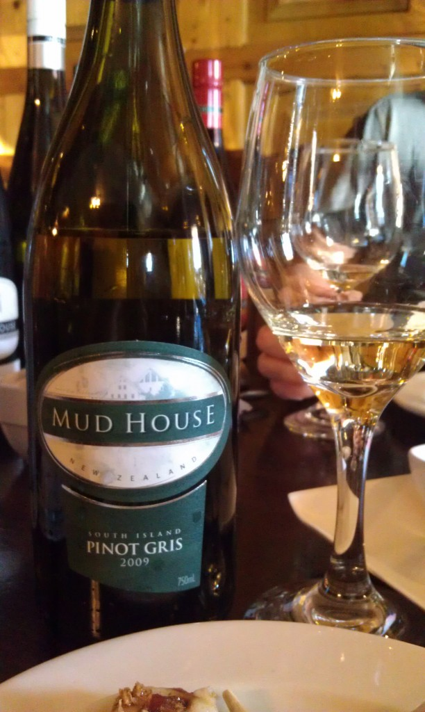 2009 Mud House South Island Pinot Gris