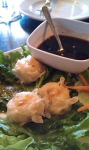 Thai Dee Shrimp Dumplings