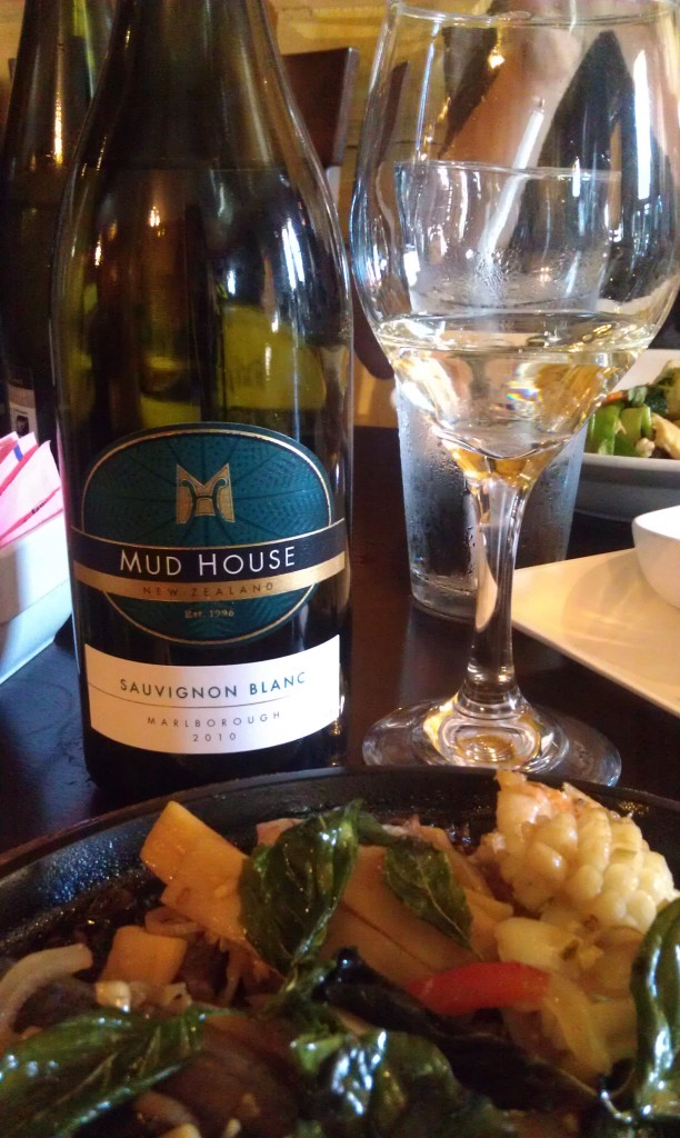2010 Mud House Marlborough Sauvignon Blanc