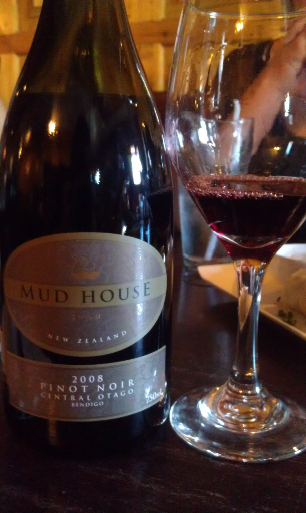 2008 Mud House Swan Bendigo Pinot Noir