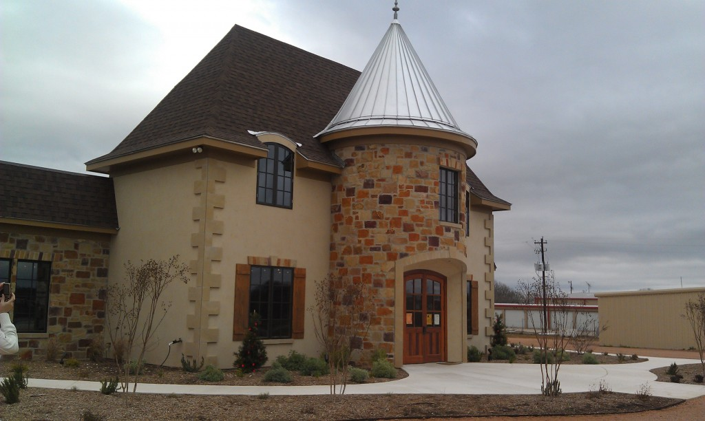 Messina Hof Hill Country Wine Tasting Room