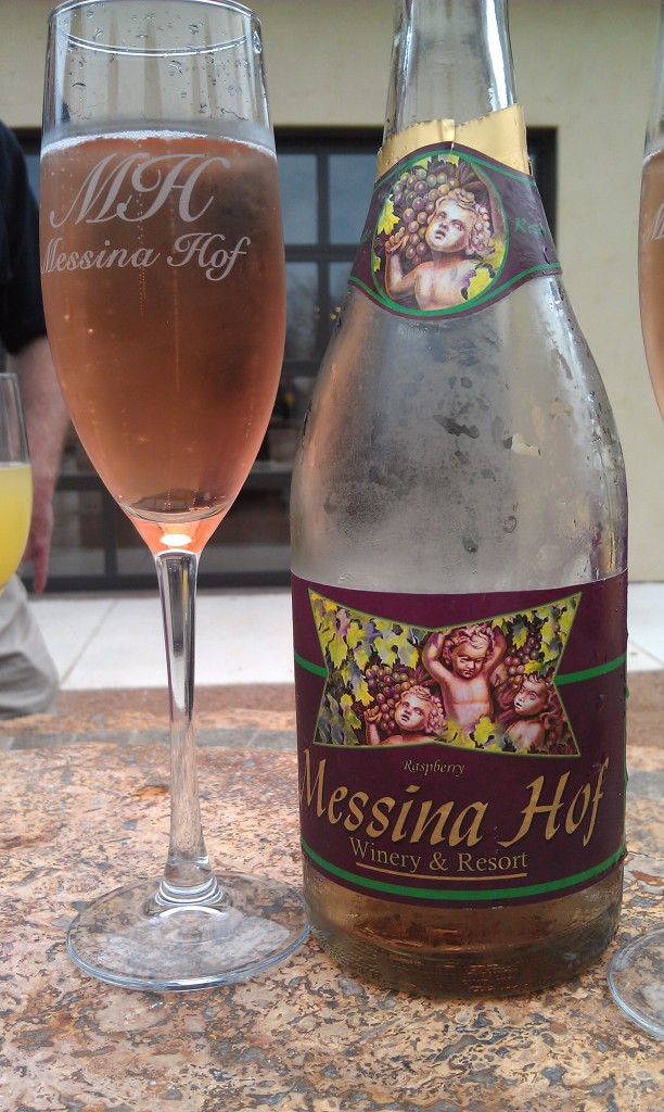 Messina Hof Raspberry Sparkling