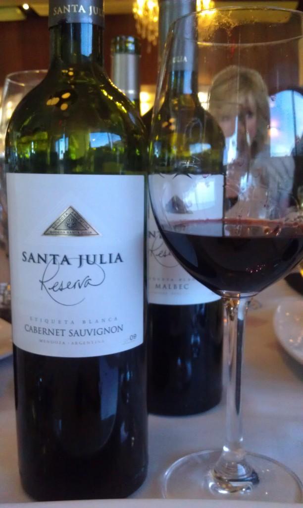 2009 Santa Julia Reserva Cabernet Sauvignon