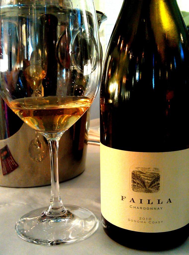 2010 Failla Chardonnay (Sonoma Coast)