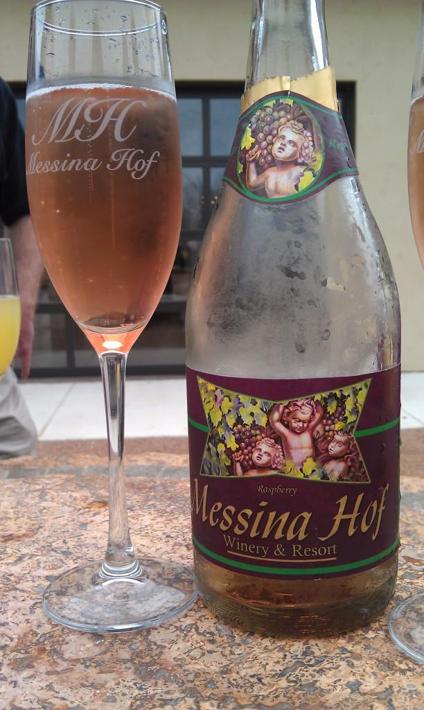 Messina Hof Raspberry Sparkling
