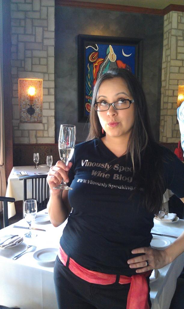 Vinously Speaking aka Cecilia Barretto
