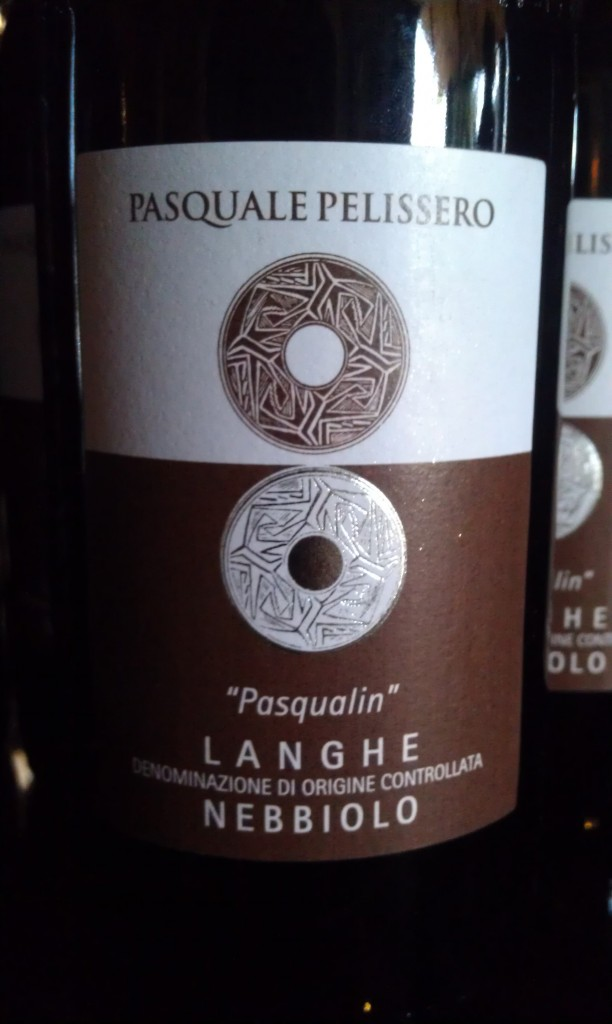 "Pasquale Pelissero Langhe Nebbiolo ""Pasqualin"" 2008 - Serendipity Wine Imports"
