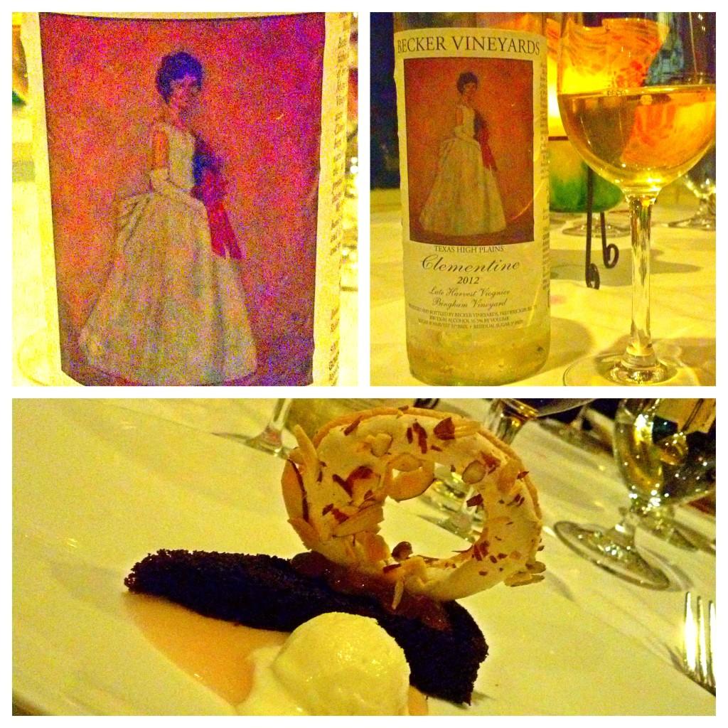 Culinaria Festival Week 2014: Becker Wine Dinner at Francesca's 5